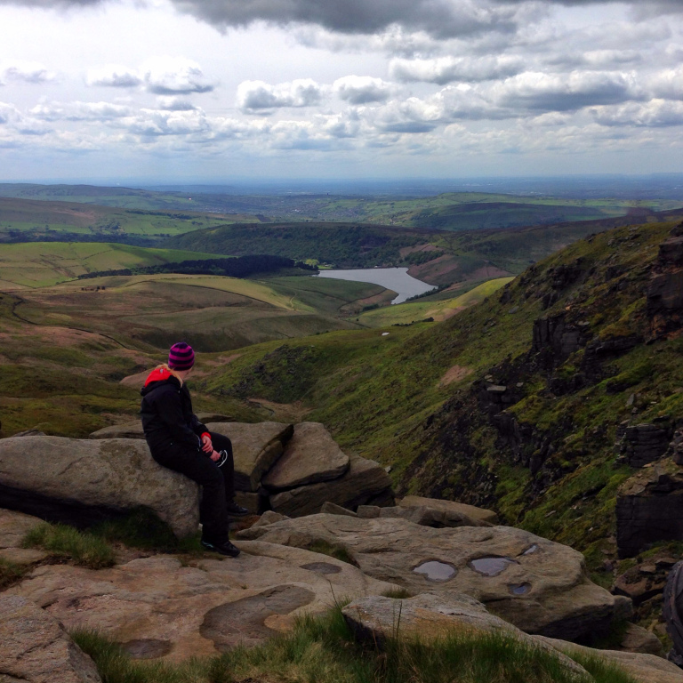 Zoe Homes Splodz Blogz Outdoor Bloggers Kinder Scout