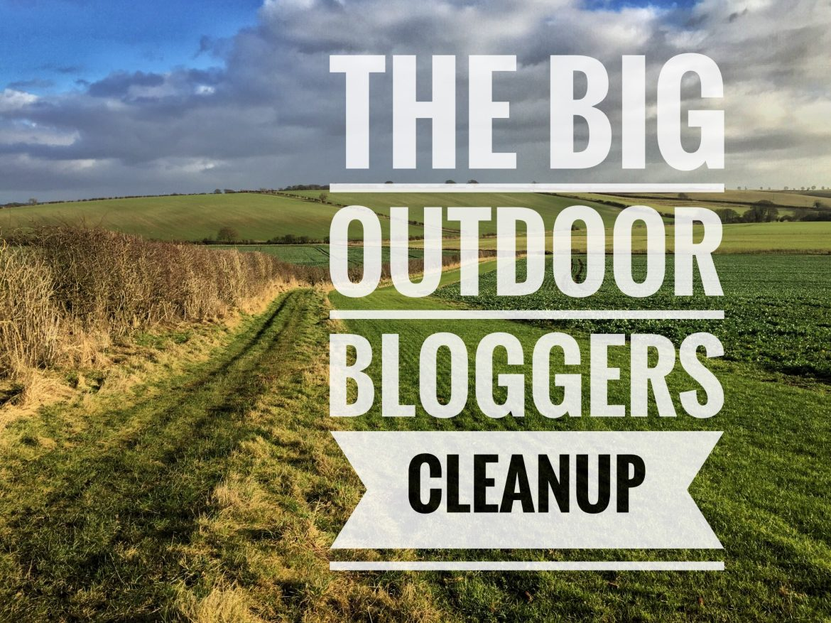 Big Outdoor Bloggers Cleanup