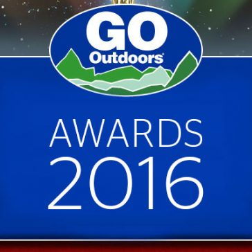 THE GO OUTDOORS 'BEST OUTDOOR BLOG 2016'