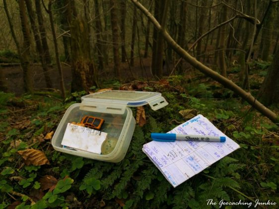 GEOCACHING: A SEARCH FOR ADVENTURE