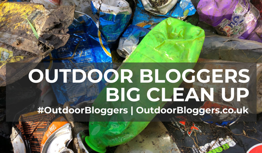 The Big Outdoor Bloggers Clean Up 2018