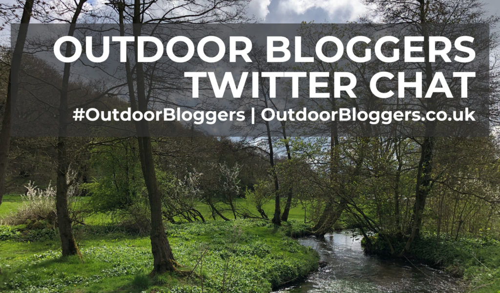 Outdoor Bloggers Twitter Chats