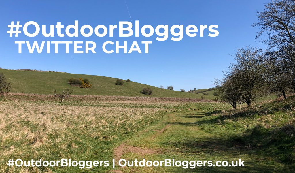 Outdoor Bloggers Twitter Chats 2020