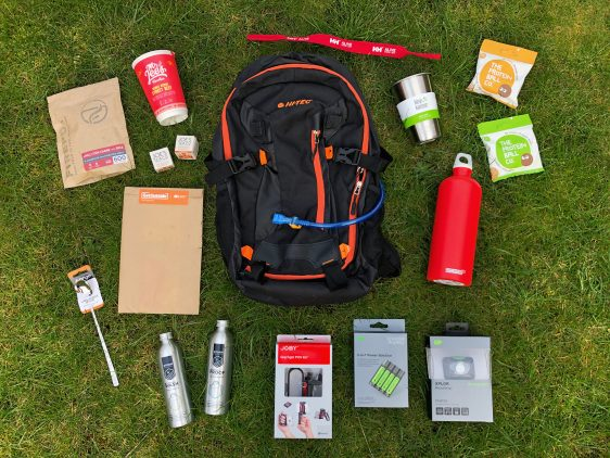 SPRING CAMP 2019   THE GOODIE BAG